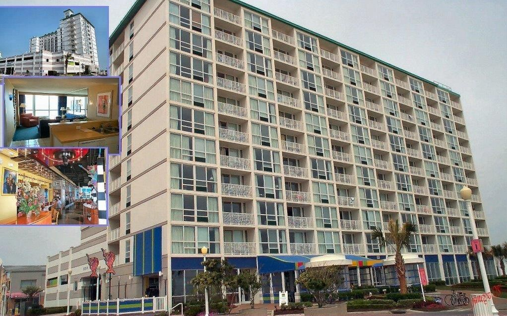 Villas At The Boardwalk Timeshares For Rent Virginia Beach Rentals
