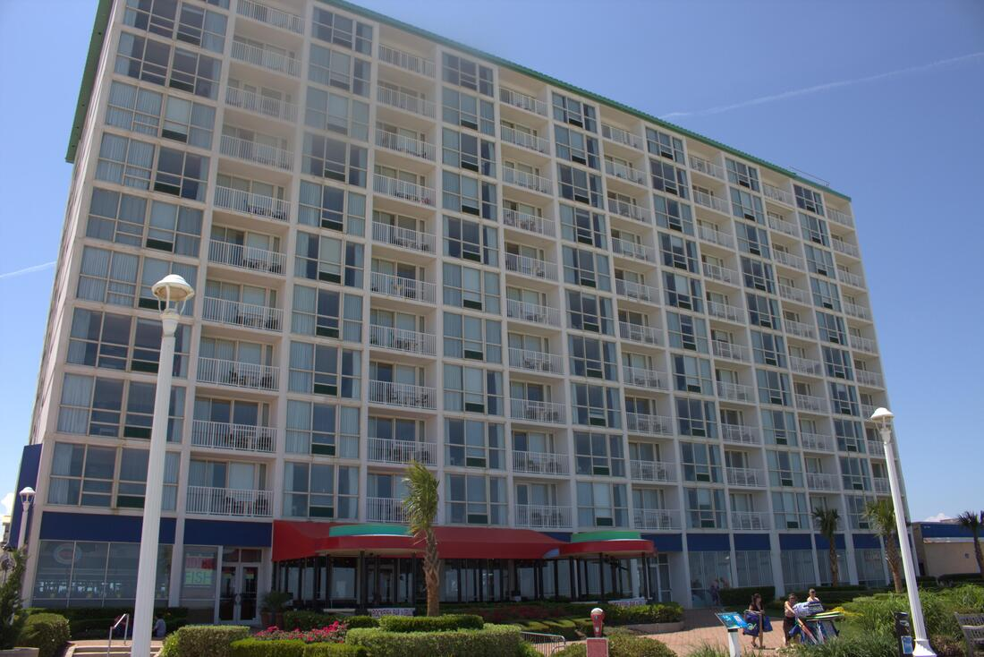 Boardwalk Villas Resort Virginia Beach Oceanfront Vacation Rentals
